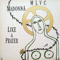 Cover Madonna - Like A Prayer