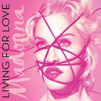 Cover Madonna - Living For Love