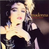 Cover Madonna - Madonna (The First Album)