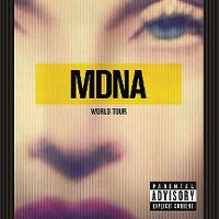 Cover Madonna - MDNA World Tour
