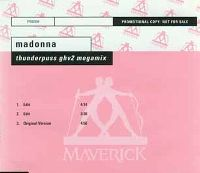 Cover Madonna - Mega-Mix