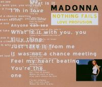 Cover Madonna - Nothing Fails