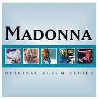 Cover Madonna - Original Album Series