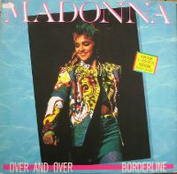 Cover Madonna - Over And Over