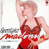 Cover Madonna - Spotlight