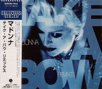 Cover Madonna - Take A Bow