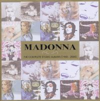 Cover Madonna - The Complete Studio Albums (1983-2008)