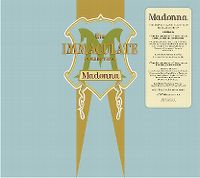 Cover Madonna - The Immaculate Collection