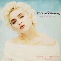 Cover Madonna - The Look Of Love