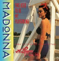 Cover Madonna - This Used To Be My Playground