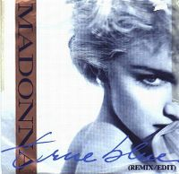 Cover Madonna - True Blue