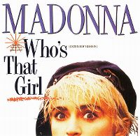 Cover Madonna - Who's That Girl