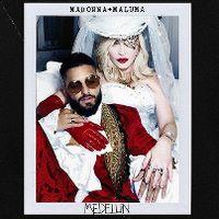 Cover Madonna + Maluma - Medellín