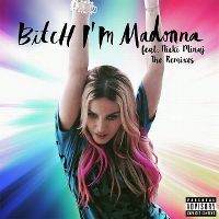 Cover Madonna feat. Nicki Minaj - Bitch I'm Madonna