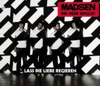 Cover Madsen - Lass die Liebe regieren