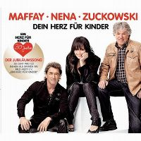 Cover Maffay - Nena - Zuckowski - Dein Herz für Kinder