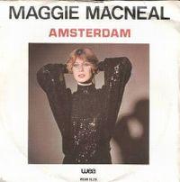 Cover Maggie MacNeal - Amsterdam (Nederlandse versie)
