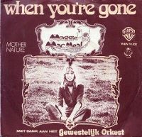 Cover Maggie MacNeal - When You're Gone