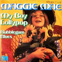 Cover Maggie Mae - My Boy Lollypop
