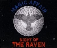 Cover Magic Affair - Night Of The Raven