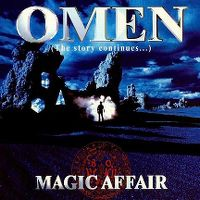 Cover Magic Affair - Omen - The Story Continues
