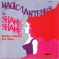 Cover Magic Lanterns - Shame Shame