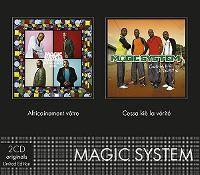 Cover Magic System - Africainement vôtre / Cessa kiè la vérité