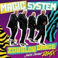 Cover Magic System - Zouglou Dance - Joie de vivre