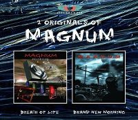 Cover Magnum - 2 Originals Of Magnum: Breath Of Life / Brand New Morning