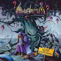 Cover Magnum - Escape From The Shadow Garden