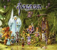 Cover Magnum - Lost On The Road To Eternity