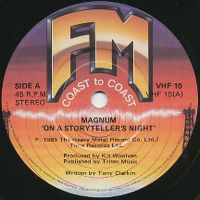 Cover Magnum - On A Storyteller's Night