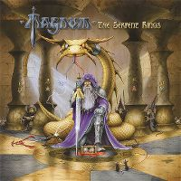 Cover Magnum - The Serpent Rings