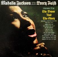 Cover Mahalia Jackson / Percy Faith - The Power And The Glory