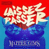 Cover Maître Gims - Laissez passer