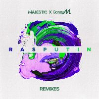 Cover Majestic x Boney M. - Rasputin