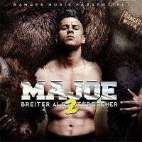 Cover Majoe - Breiter als 2 Türsteher