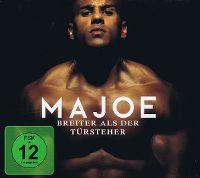 Cover Majoe - Breiter als der Türsteher