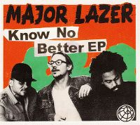 Cover Major Lazer - Know No Better EP