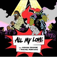 Cover Major Lazer feat. Ariana Grande + Machel Montano - All My Love (Remix)