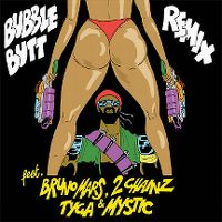 Cover Major Lazer feat. Bruno Mars, 2 Chainz, Tyga & Mystic - Bubble Butt (Remix)