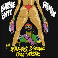 Cover Major Lazer feat. Bruno Mars, Tyga & Mystic - Bubble Butt