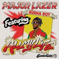 Cover Major Lazer feat. Burna Boy - All My Life