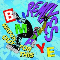 Cover Major Lazer feat. Busy Signal, The Flexican & FS Green - Watch Out For This (Bumaye)