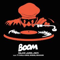 Cover Major Lazer feat. MOTi, TY Dolla $ign, Wizkid & Kranium - Boom
