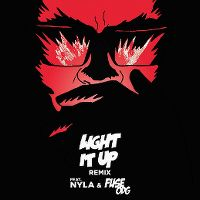 Cover Major Lazer feat. Nyla & Fuse ODG - Light It Up (Remix)