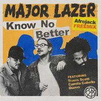 Cover Major Lazer feat. Travis Scott, Camila Cabello & Quavo - Know No Better