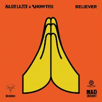 Cover Major Lazer & Showtek - Believer
