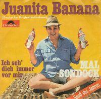 Cover Mal Sondock - Juanita Banana
