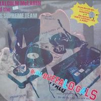 Cover Malcolm McLaren And The World Famous Supreme Team - Buffalo Gals